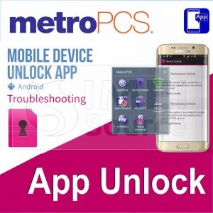 MetroPCS USA - *Mobile Device Unlock App (Android Official Unlock) - Fast Service