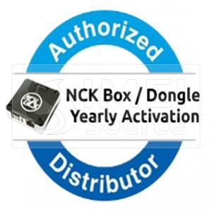 NCK Box / Dongle Yearly Activation