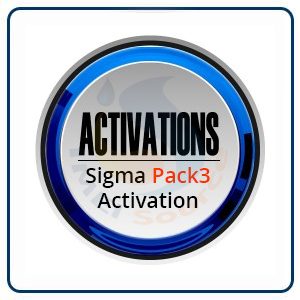Sigma Pack 3 Activation Code